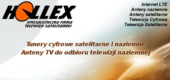 Hollex - Cyfrowy Polsat, Anteny Satelitarne, Dekodery, Telewizja Cyfrowa