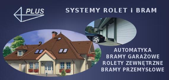 PLUS - Systemy Rolet i Bram