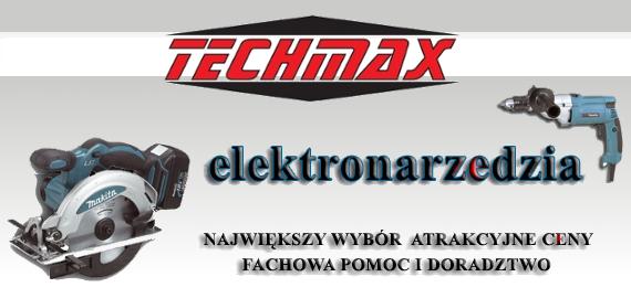 Techmax – Elektronarzędzia