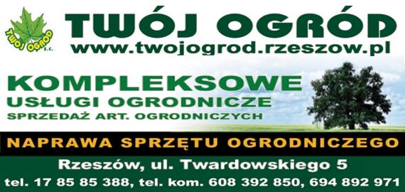 Twój Ogród Rzeszów - Kompleksowe usługi ogrodnicze