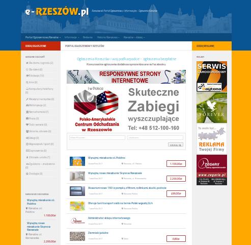 ogloszenia anonse Szczecin